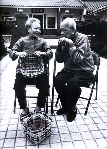 Lee Han-lung Photography - Old couple talk